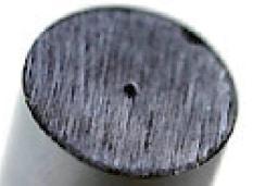 0.1mm超微細穴加工